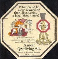 Pivní tácek morland-7-zadek