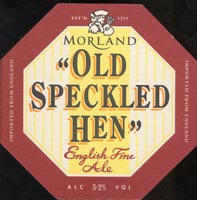 Pivní tácek morland-7