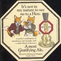 Pivní tácek morland-9-zadek