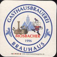 Pivní tácek mosbacher-1