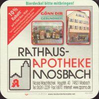 Pivní tácek mosbacher-14-zadek-small