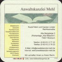 Pivní tácek mosbacher-9-zadek-small