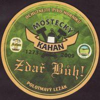 Pivní tácek mostecky-kahan-6-zadek-small