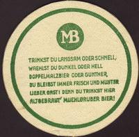Beer coaster muhlgrub-2-zadek
