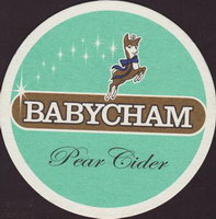 Beer coaster n-babycham-2-small