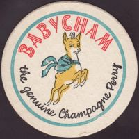 Beer coaster n-babycham-3-small