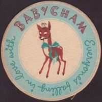 Beer coaster n-babycham-4-small