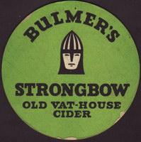 Pivní tácek n-bulmers-20-zadek-small