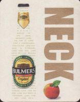 Pivní tácek n-bulmers-45-zadek-small