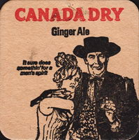 Beer coaster n-canada-dry-2-small