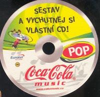 Pivní tácek n-coca-cola-1