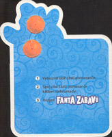 Beer coaster n-fanta-4-zadek