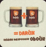 Pivní tácek n-kofola-26-small