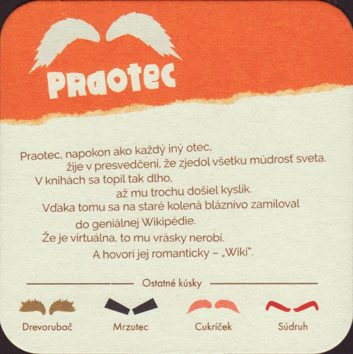 Beer coaster - Coaster number 1-1 | Brewery Nealko :: City - ::