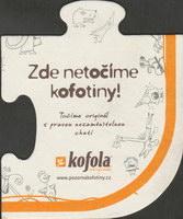 Beer coaster n-kofola-8-small
