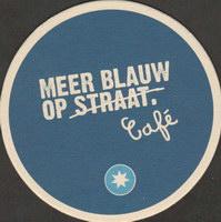 Pivní tácek n-meer-blauw-op-cafe-1