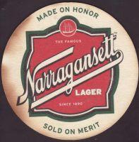 Beer coaster narragansett-2-small