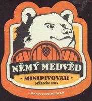 Pivní tácek nemy-medved-1-zadek-small