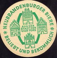Pivní tácek neubrandenburger-2