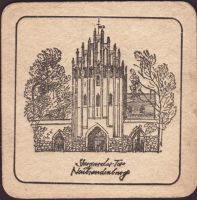Beer coaster neubrandenburger-7-zadek