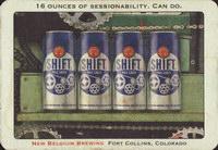 Beer coaster new-belgium-22-small
