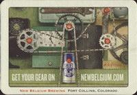 Beer coaster new-belgium-24-small