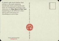 Pivní tácek new-belgium-33-zadek-small