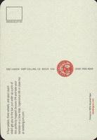 Pivní tácek new-belgium-41-zadek-small