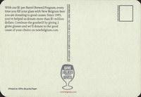 Pivní tácek new-belgium-46-zadek-small