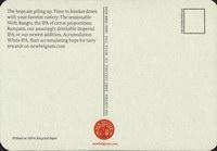 Pivní tácek new-belgium-47-zadek-small