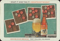 Beer coaster new-belgium-49-small
