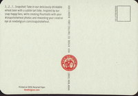 Pivní tácek new-belgium-49-zadek-small