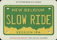 Beer coaster new-belgium-52-small