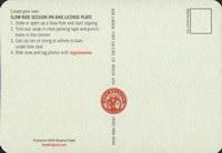 Pivní tácek new-belgium-52-zadek-small