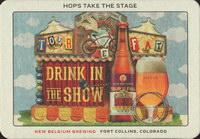 Beer coaster new-belgium-53-small