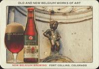 Beer coaster new-belgium-55-small