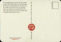 Pivní tácek new-belgium-55-zadek-small
