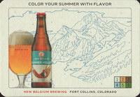 Beer coaster new-belgium-57-small