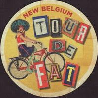Beer coaster new-belgium-60-small
