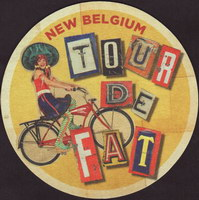 Beer coaster new-belgium-61-small