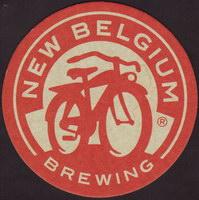 Beer coaster new-belgium-62-small