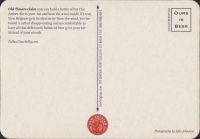 Pivní tácek new-belgium-74-zadek-small