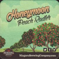 Beer coaster niagara-brewing-company-3-zadek