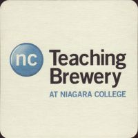 Beer coaster niagara-college-teaching-5-zadek-small