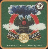 Beer coaster north-coast-brewing-1-zadek-small