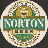 Beer coaster norton-1