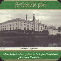 Pivní tácek nova-paka-39-small