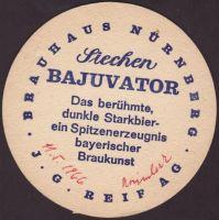 Pivní tácek nurnberg-5-zadek-small