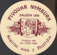 Pivní tácek nymburk-4