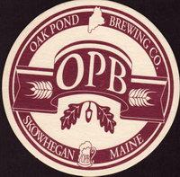 Beer coaster oak-pond-1-small